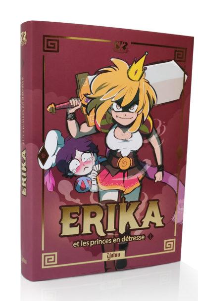 Erika & les princes en détresse – Tome 1
